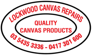 Lockwood Canvas Repairs - Logo