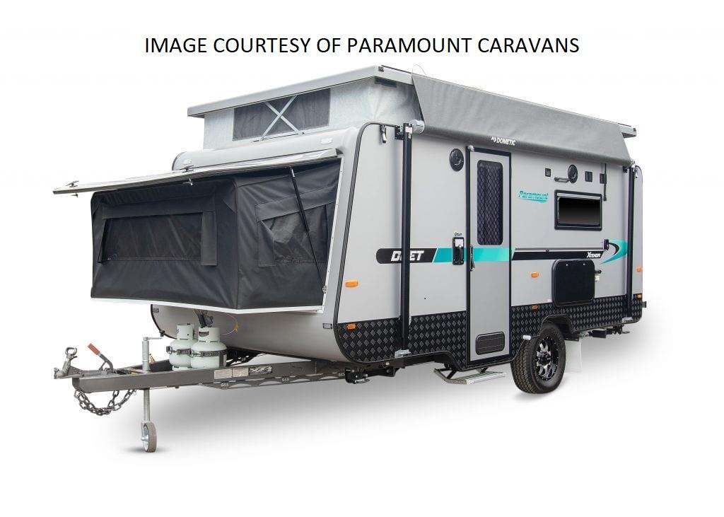 Lockwood Canvas Repairs - Paramount Caravans