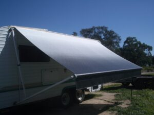 Lockwood Canvas Repairs - Rollout Caravan Awning